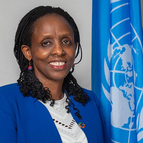 Dr. Agnes Kalibata