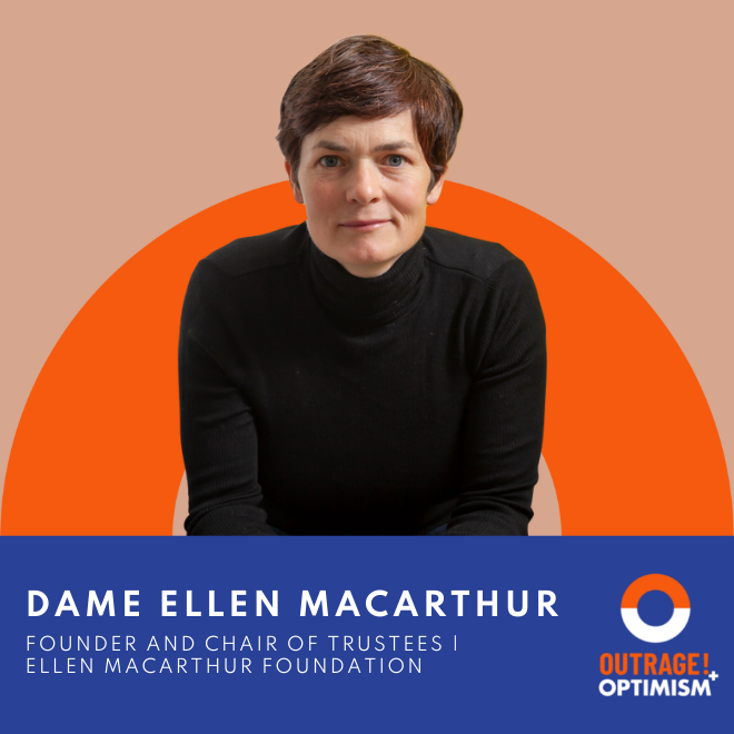 New Systems and New Power with Dame Ellen MacArthur & Guest Co-Host Catherine Howarth cover art