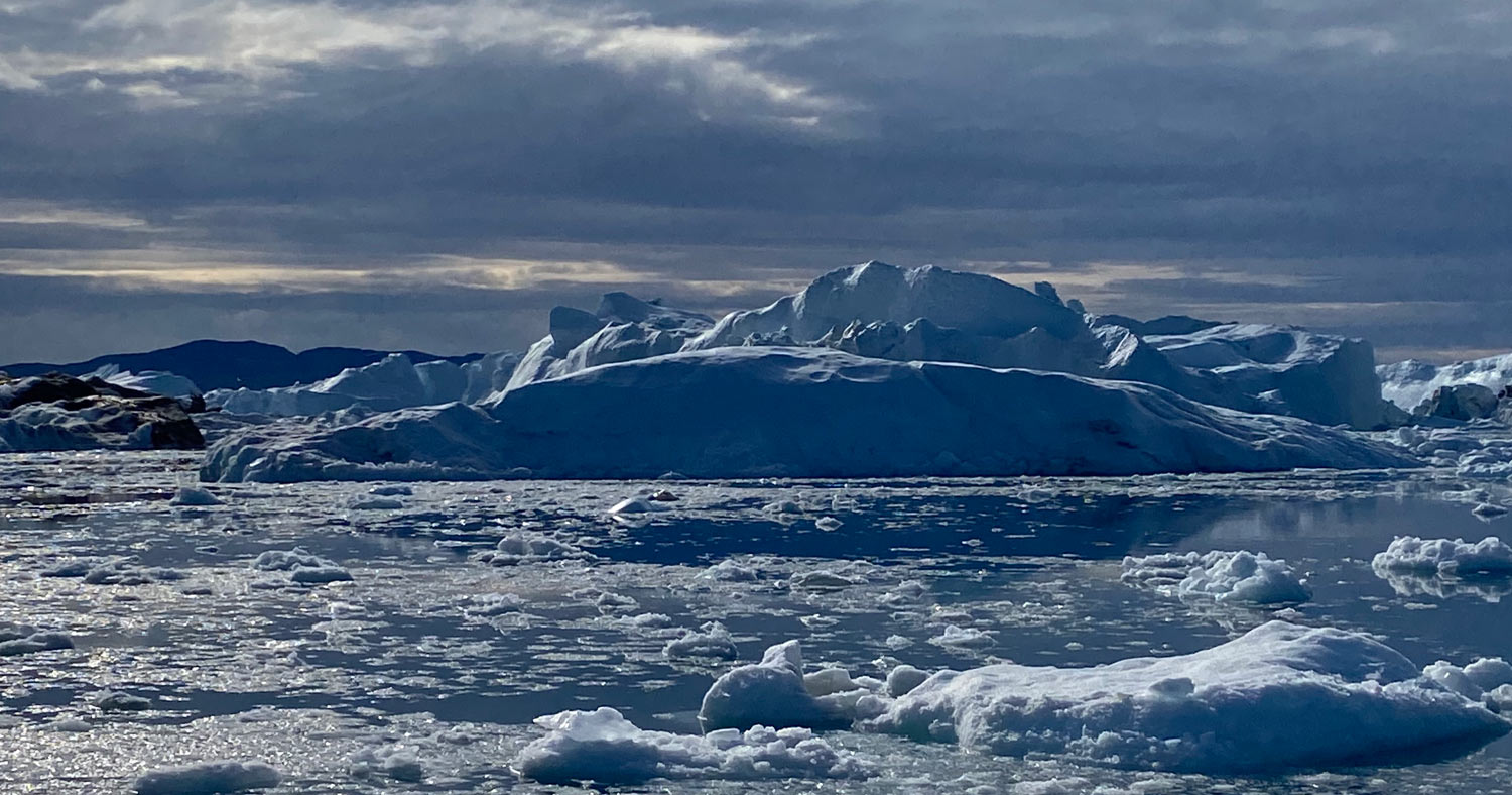 A Rapidly Melting Glacier & a Mixed Bag of Emotions: What to Do Next