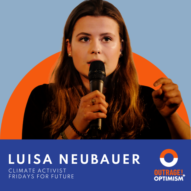 Dealing with Climate Grief with Luisa Neubauer cover art